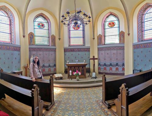 Virtuelles Warndt Weekend in der Wendalinuskapelle